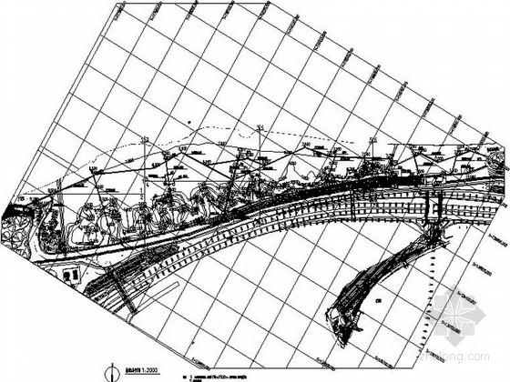 [南京]活力滨江湿地公园景观设计施工图