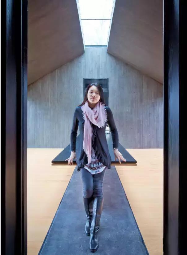 人物 | 徐甜甜:一个优秀的设计师绝不会拿个性去抹杀建筑!