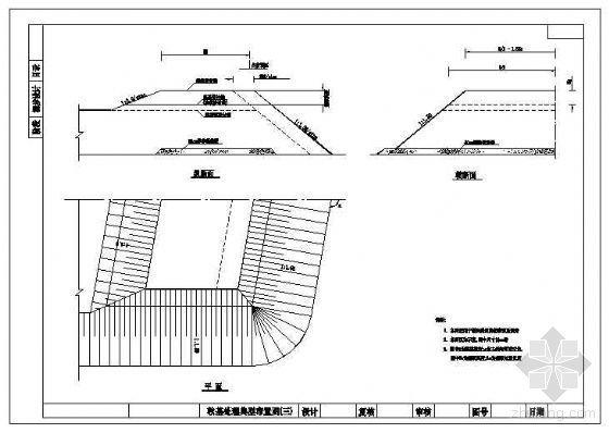 软基处理典型布置祥图