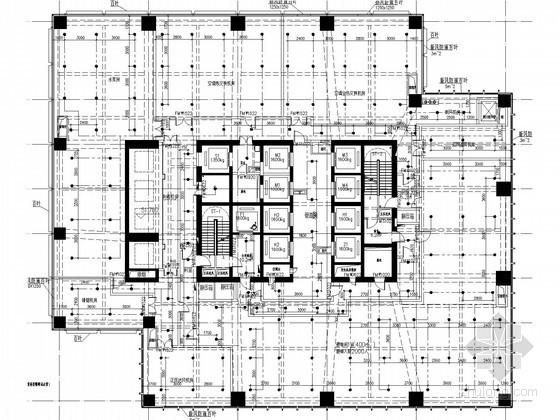 [江苏]150米一类超高层综合办公楼给排水消防施工图