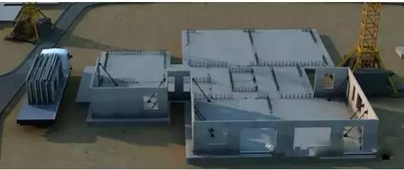 工程人必看:装配式建筑施工工艺流程实例图解