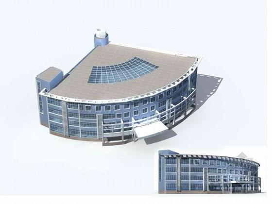 [上海]多栋多层钢混组合结构商务酒店结构施工图(知名设计院)