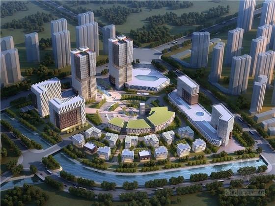 [厦门]知名企业总部基地规划概念设计方案文本(产业综合体)