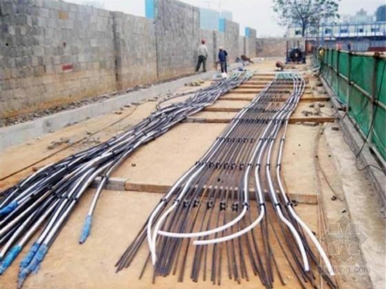 [贵州]住宅区边坡预应力锚索框架梁支护施工组织设计