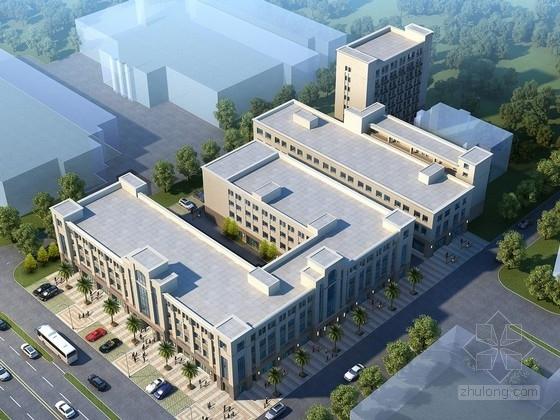 [厦门]现代风格厂房改造工程建筑设计方案文本(知名事务所 含CAD)