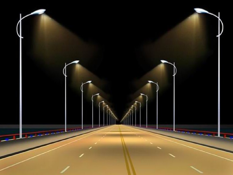 道路互通立交照明工程施工组织设计