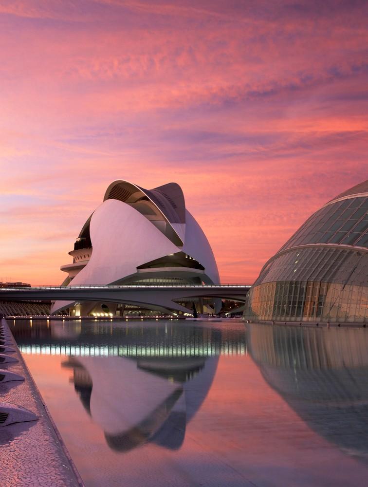 西班牙含苞绽放的瓦伦西亚歌剧院-4