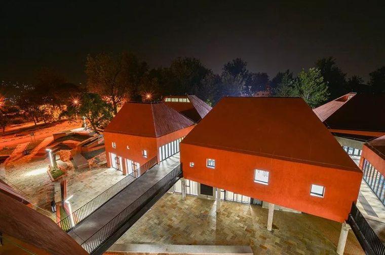 卢旺达,基加利,卢旺达基加利建筑学院/EdwinSeda_1