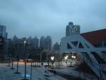上海模拟街区区域弱电施工图