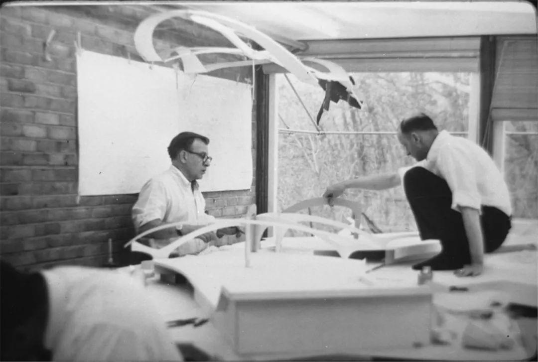 送别凯文·罗奇|第四届普利兹克奖得主96岁去世,一个不盲从潮流_3