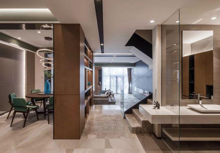 """高品质350m²联排别墅,尽显""""平和的奢华"""""""