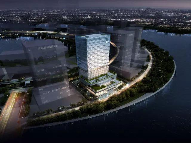 龙湖金融中心外环9号楼