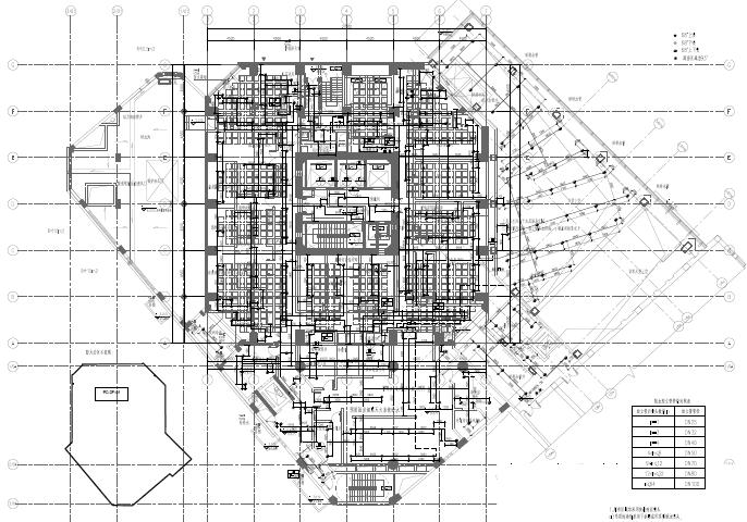上海24层建筑给排水设计图_4