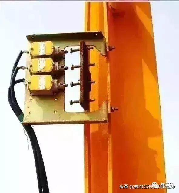 塔吊安装施工的安全技术交底,图文并茂