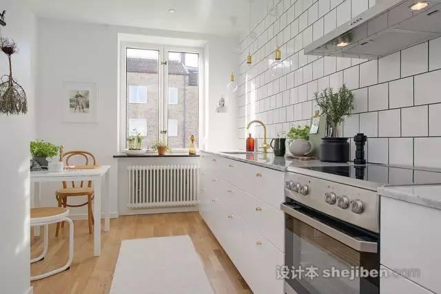 史上最全厨房设计合集,太实用了!