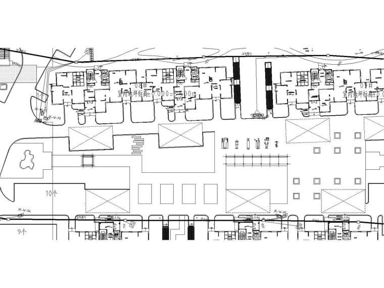 设计管理接口文件资料下载-[江苏]锦湖花园二期智能化系统2017年最全149张弱电施工图设计文件(通过技防办版)