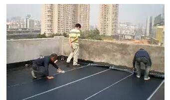 建筑工程中屋面防水,存在的质量通病及解决办法!