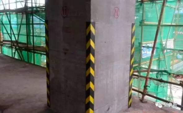中建内部项目施工现场,安全文明施工样板工地_34