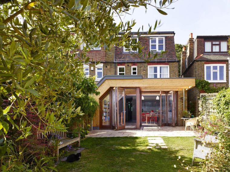 英国家庭住宅