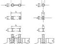 钢结构工程案例分析(三)-插入式柱脚