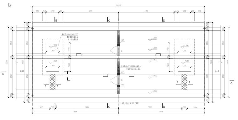 地下综合管廊道路结构设计施工图_4