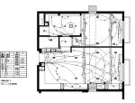 【北京】邱德光瑞士公寓室內施工图