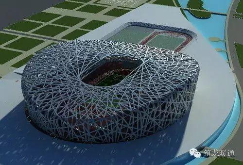 鸟巢 | 国家体育场暖通空调设计