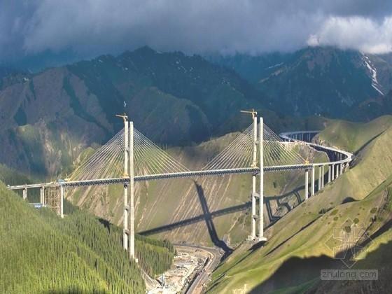 桥梁工程施工工艺流程图(43个)