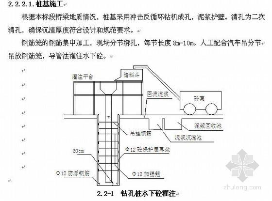 陕西某高速公路施工组织设计(2011年 连拱隧道 预制箱梁 双向四车道)