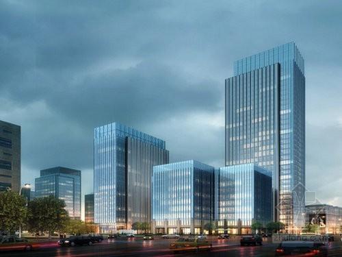 [河南]超高层办公楼项目监理规划(2014年编制 附流程图)