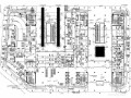 [上海]办公综合楼空调通风系统设计施工图(商铺 咖啡厅)