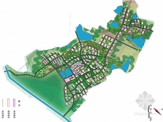 [浙江]绿色生态乡村景观规划设计方案