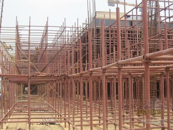 [安徽]碗扣式满堂支架现浇梁施工组织设计