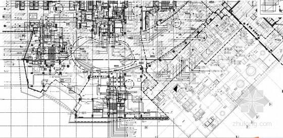 [广东]商业建筑暖通空调系统设计施工图(甲级设计院 车站通风设计)