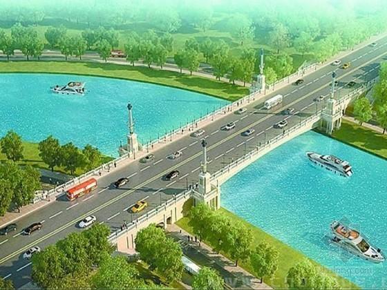 市政桥梁施工组织设计(技术标)