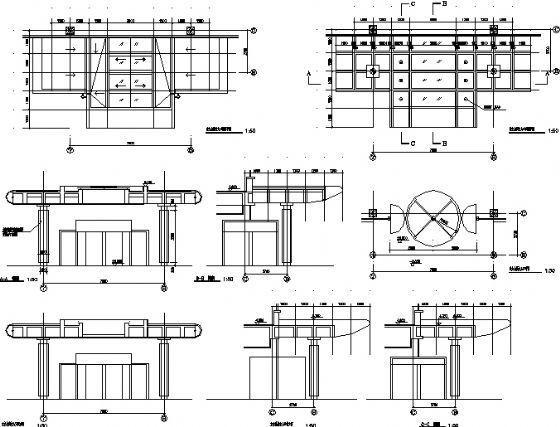 某小区会所建筑施工图-3