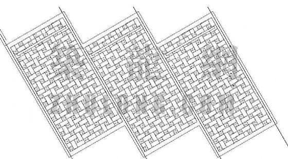 停车场施工图