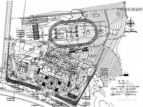 [郴州]某武警支队营区修建性详细规划