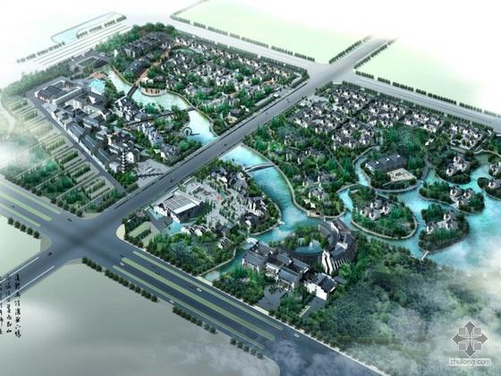 [合肥滨湖]某徽文化城建筑设计文本