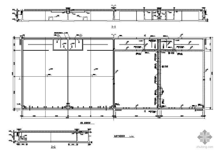广东某污水处理厂SBR池电气施工图