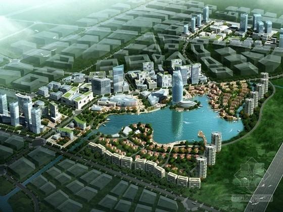 [四川]城市综合体规划及单体设计方案文本(国外知名事务所设计)