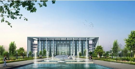 [毕业设计]4层砖混办公楼建筑工程预算(含工程量计算)