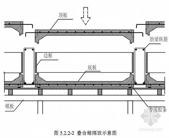 混凝土叠合箱网梁楼盖施工工法