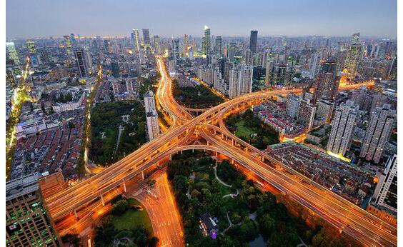 """上海全面贯彻海绵理念,打造""""立体城市"""""""