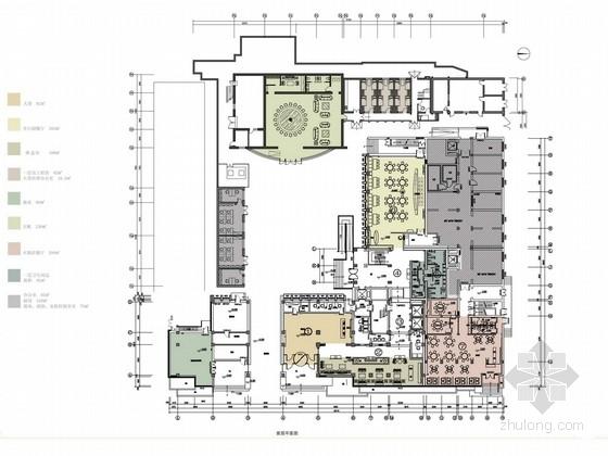 [北京]某民族特色宾馆装修改造工程细腻设计方案