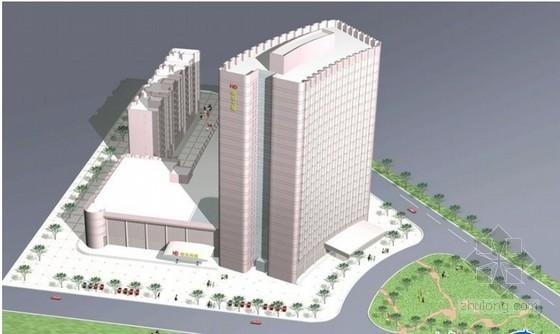 [内蒙古]框架剪力墙结构商务楼施工组织设计(施工方案丰富)