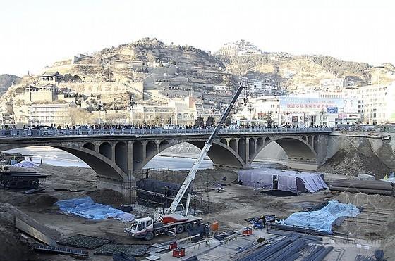 大桥加宽加固支撑系统施工方案设计(50页)