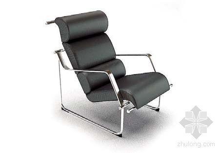Vray案例作业02资料下载-沙发椅02