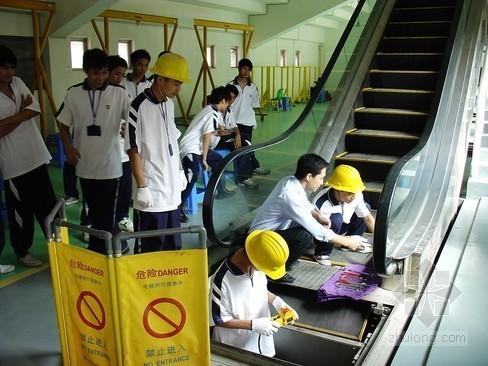 电梯安装施工方案