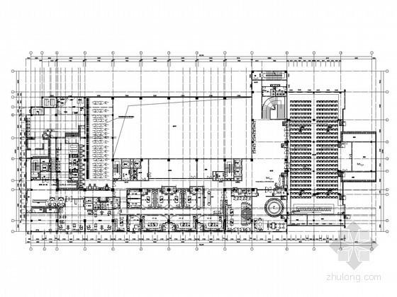酒店多媒体会议系统电气施工图纸